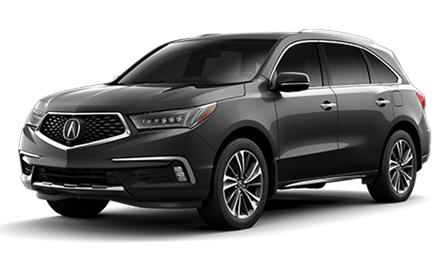 The Acura MDX | Three-Row Performance SUV