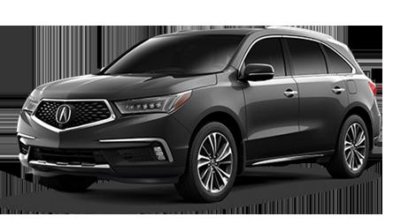 The Acura MDX | Three-Row Performance SUV