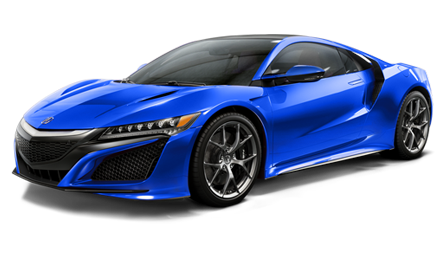 The Acura NSX | Acura's Iconic Supercar