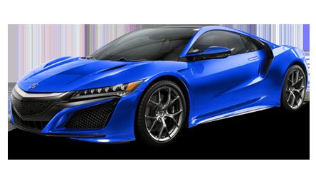 The Acura NSX | Acura's Iconic Supercar