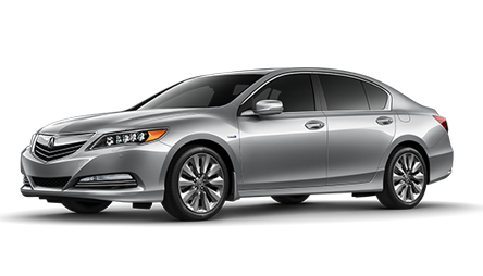 The Acura RLX | Flagship Luxury Sedan