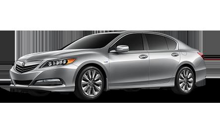 The Acura RLX | Flagship Luxury Sedan