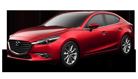 The Mazda3 Sedan