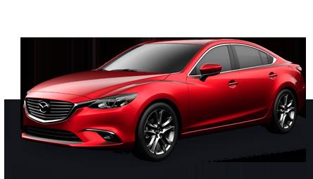The Mazda6