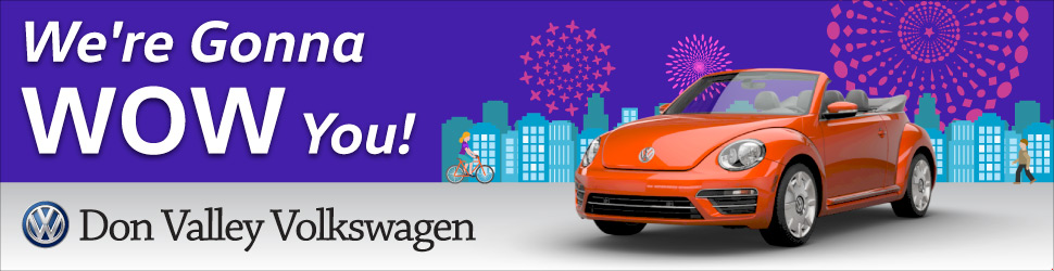 Don Valley Volkswagen - We're Going to WOW You!
